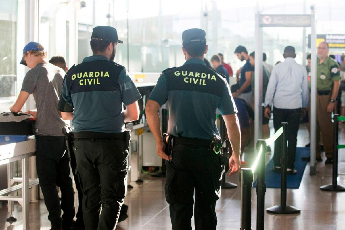 Especialidades Guardia Civil